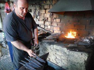 Ковачество традиционен занаят от Шипка