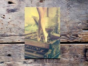 картичка Старият роял