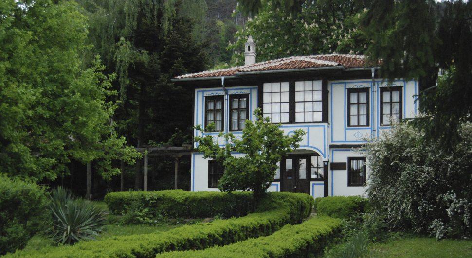 Чирпанлиева къща
